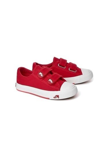 Lumberjack Spor Ayakkabı Kırmızı